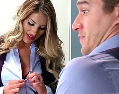 Gorgeous Dame (August Ames) With respect to Chubby Round Boobs Acquire Sex In Designation mov-09