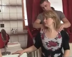 hot mother in law seduced hard by his stepson -xtube5 xxx2020.pro