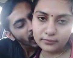 Sweet Indian coupler throng love