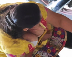 hot desi maid breakage