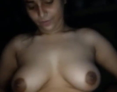 Bangladeshi wife railing on husband's dick
