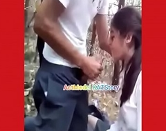 College senior suck junior dick inside forest sex