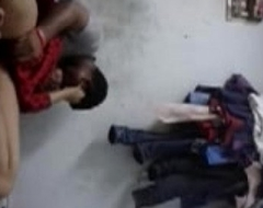 Desi School girl fucked at BF home