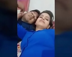 Precedent-setting married Indian girl fuck by her boss after duty