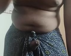 Roasting tamil boy jerking wanting in Lungi