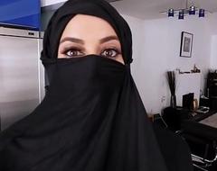 Domineer Arabic Teen Violates The brush Religion POV