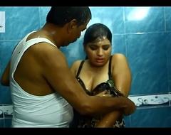 Hot Indian Bhabhi Romance with Plumber