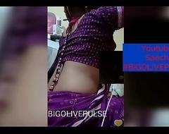 Indian crestfallen girl boobs subscribers my YouTube channel #BIGOLIVEPULSE