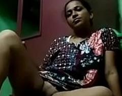 desi bhabhi masturbating opening the brush hooves in kitchen
